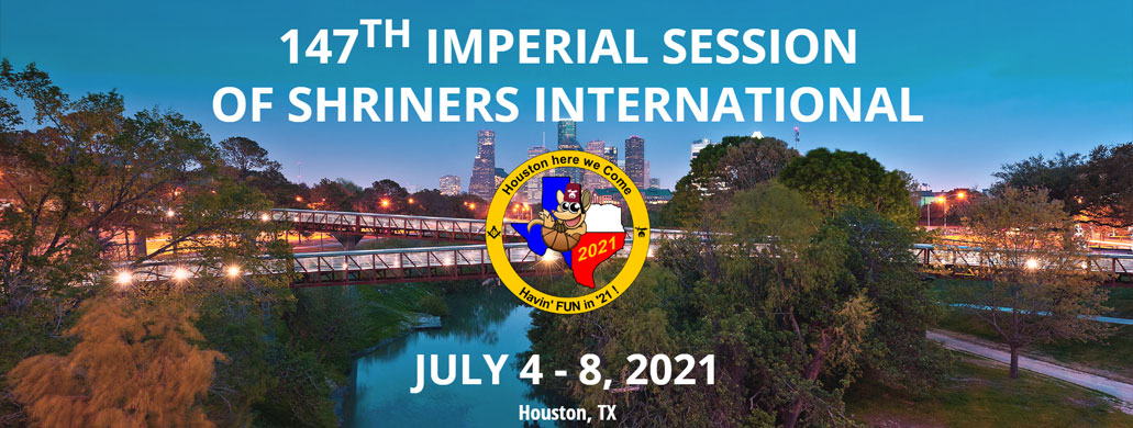 Shriners Imperial Session 2021